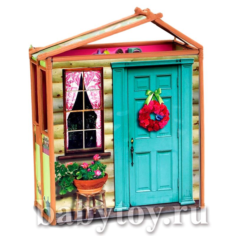 Дом для кукол лив
