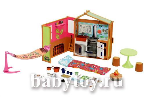 """Игровой набор LIV """"Домик на природе"""" - BabyToy"""