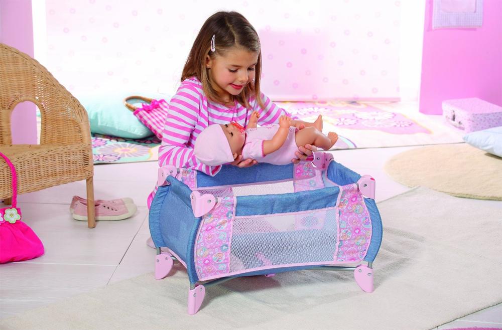 Как из коробки сделать кровать для беби бона своими руками