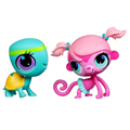 Littlest Pet Shop ������� ����� �� 2-� ����������� �������� - ��������� � ���������
