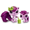 Littlest Pet Shop ������� ����� �� 2-� ����������� �������� - ��������