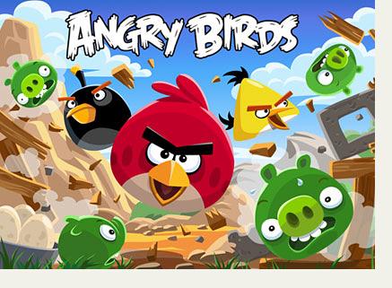 Angry Birds игрушки