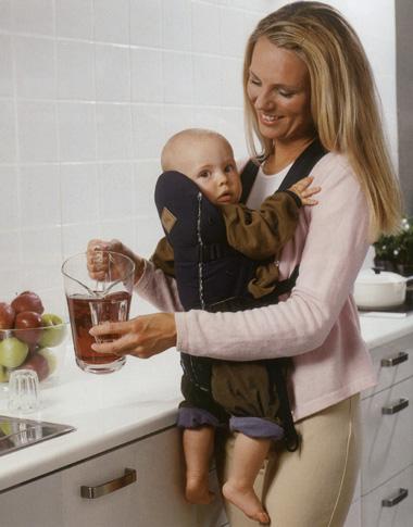 Сумка-переноска Baby Dan Кенгуру(