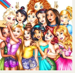 Куклы Принцессы Диснея