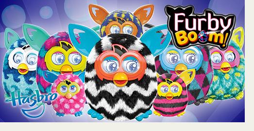 Ферби Бум игрушки furby