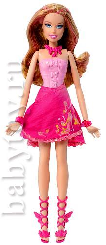 """Barbie Модный Дизайнер 1 Блондинка  """"Тайна Феи  """" T7350."""