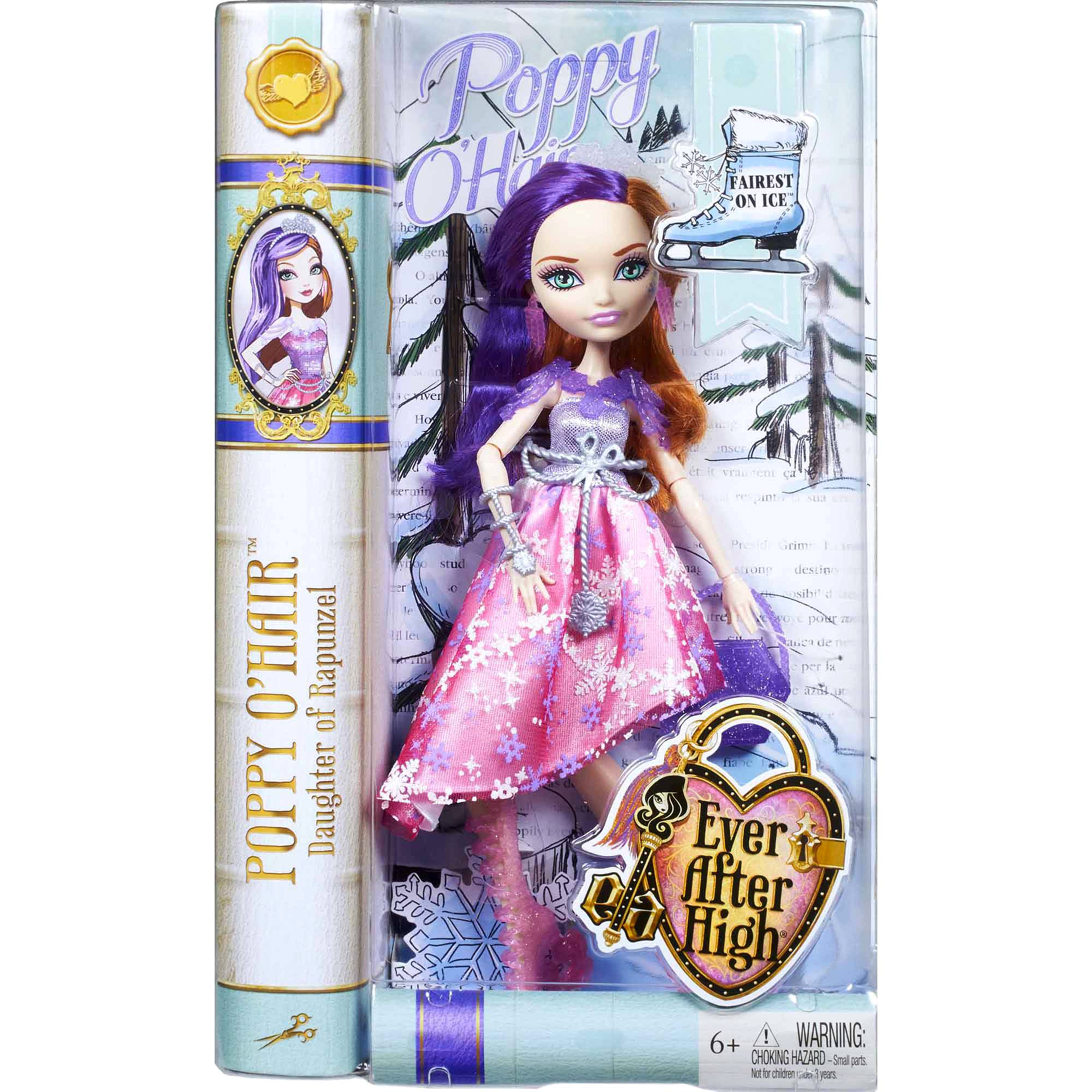 Ever After High Поппи Охара