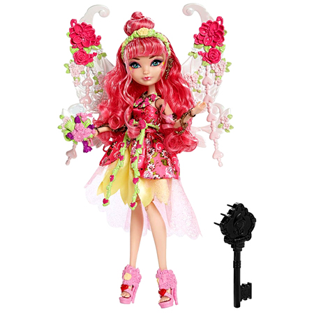 Ever After High кукла Кьюпид
