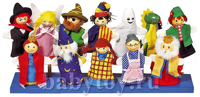 Сказочные персонажи игрушки своими руками