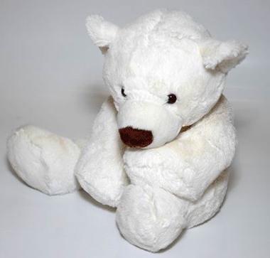 Gulliver Мягкая игрушка Белый медведь, 26 см.