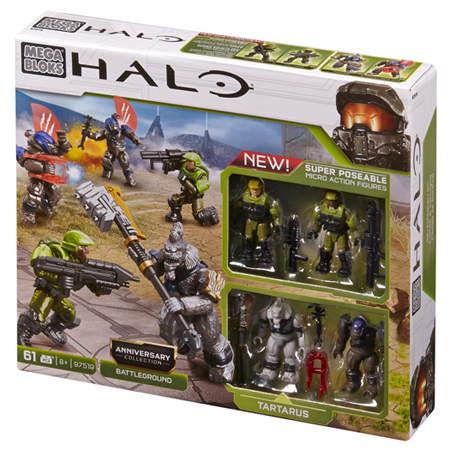 Halo Anniversary collection: Battleground