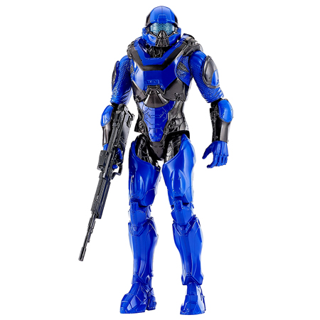 Halo Master Chief фигурка 30см Spartan Athlon Blue Team