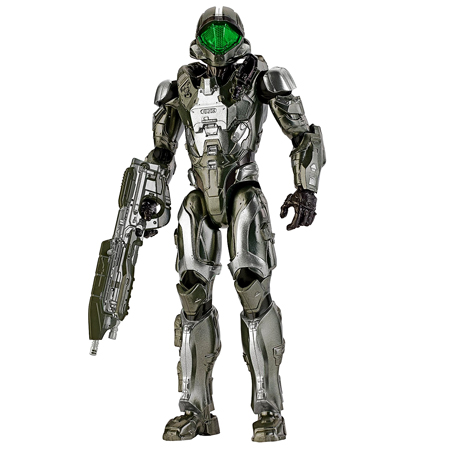 Halo Master Chief фигурка 30см Spartan Buck