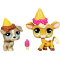Littlest Pet Shop ������������� �������� - ����� � ������� (����������� B)
