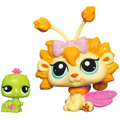 Littlest Pet Shop ������� ��� � ������ - ��� Dandelion � ��������