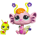 Littlest Pet Shop ������� ��� � ������ - ��� Pansy � ��������