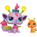 Littlest Pet Shop ������� ��� � ������ - ��� Daisy � �������
