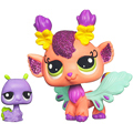 Littlest Pet Shop ������� ��� � ������ - ��� Honeysuckle � ������