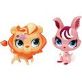 Littlest Pet Shop ������� ����� �� 2-� ����������� �������� - ������ � ���