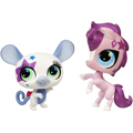 Littlest Pet Shop ������� ����� �� 2-� ����������� �������� - ������� � �����