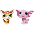 Littlest Pet Shop ������� ����� �� 2-� ����������� �������� - �������� � ����