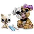 Littlest Pet Shop ������� ����� �� 2-� ����������� �������� - ������� � �������