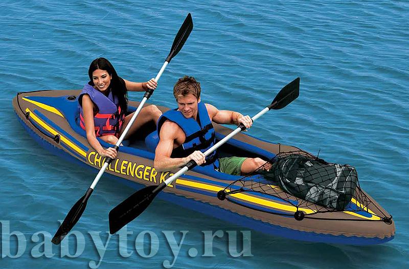 купить лодку челленджер 2