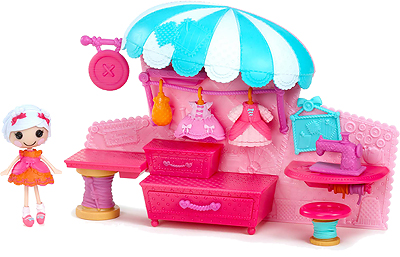 Кукла Mini Lalaloopsy с интерьером