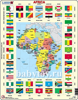 африканский флаг