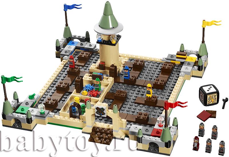 Лего гарри поттер настольная игра