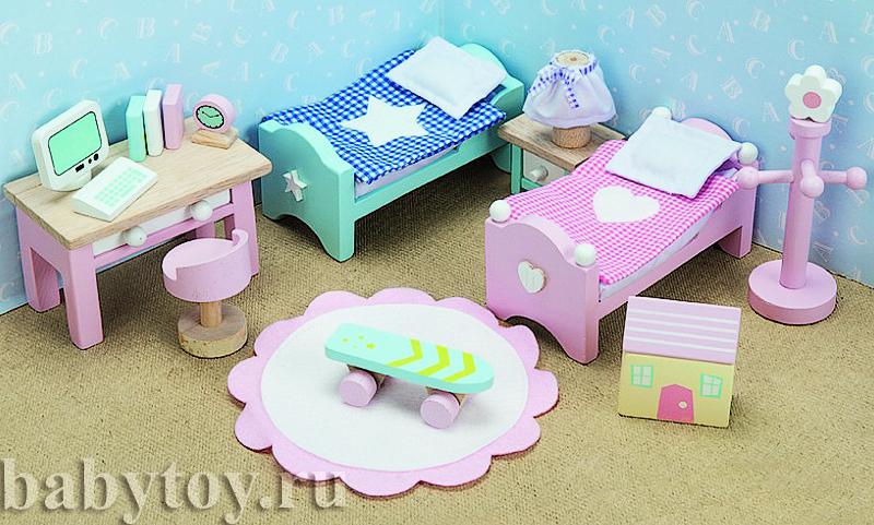 Детская мебель для кукол