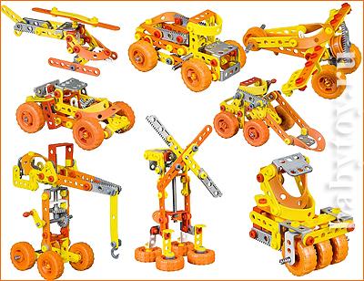 Конструктор лего мультик