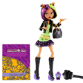 Monster High New Scaremester Клодин Вульф
