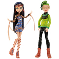 Monster High Клео де Нил и Дьюс Горгон