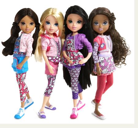 Moxie куклы Мокси
