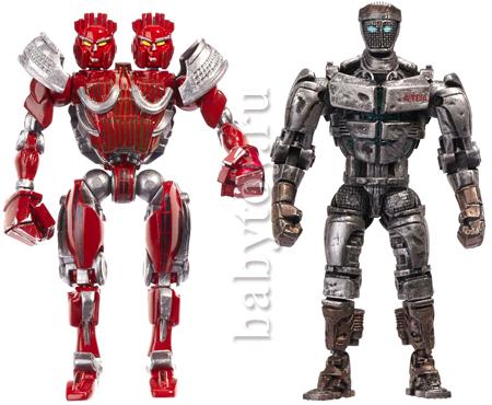 живая сталь роботы картинки