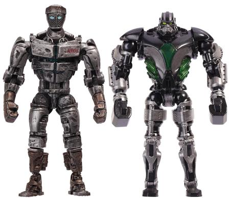 фото роботов из живой стали
