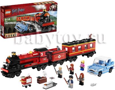 Лего lego harry potter лего гарри поттер
