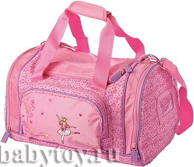 Sigikid Спортивная сумка большая Балерина.
