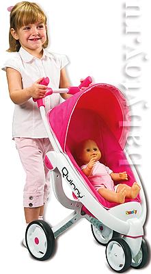 Коляска трансформер для куклы