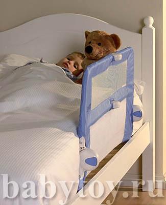 Ограничитель для кровати видео