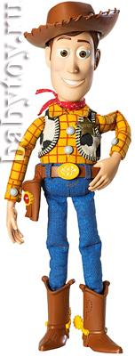Toy Story История Игрушек 3. Говорящий Вуди - BabyToy
