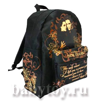 Twilight Сумерки Школьный рюкзак Эдвард и Белла.