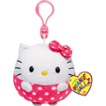Beanie Ballz Брелок HELLO KITTY, 12 см