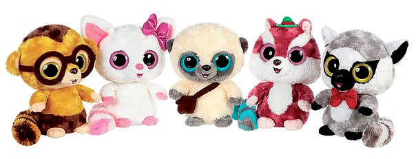 Игрушки Юху и его друзья